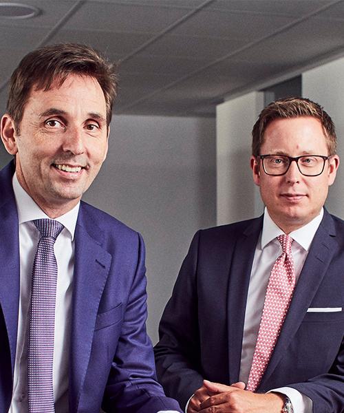 Andreas Fischer & Mark Steinbach